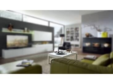 RMW Rietberger Möbelwerke Linaro/Enjoy Couchtisch 90302 Lack weiß 120 x 75 cm