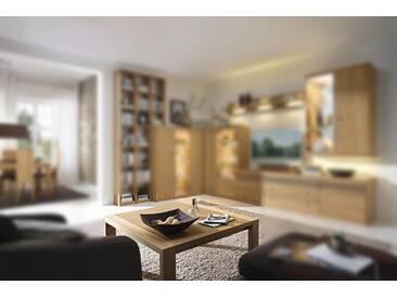 RMW Rietberger Möbelwerke Largo/Cento Couchtisch 8227 Eiche sand furniert 73x73 cm