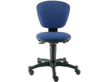 Schreibtischstuhl für Kinder und Jugendliche ergokid blau