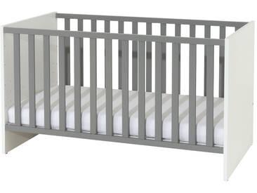 PAIDI Babybett - weiß - 75,8 cm - 83,3 cm - Möbel-Kraft
