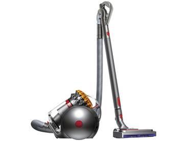 dyson Bodenstaubsauger beutellos  Big Ball Allergy 2 - silber - Kunststoff - 30,6 cm - 96,5 cm - 73,8 cm - Möbel-Kraft