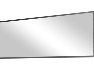Spiegel - grau - 135 cm - 53 cm - 2,2 cm - Möbel-Kraft