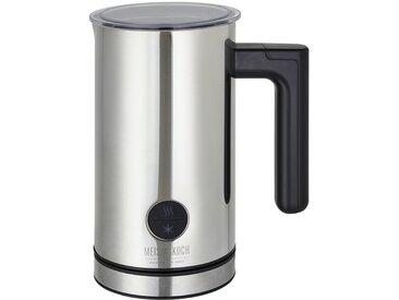Meisterkoch Milchaufschäumer  MA-450 - silber - Edelstahl, Kunststoff - 17,5 cm - 20,5 cm - 13,8 cm - Möbel-Kraft