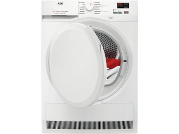 AEG Wärmepumpentrockner  T7DB40470 - weiß - Kunststoff, Metall-lackiert - 60 cm - 85 cm - 66,5 cm - Möbel-Kraft