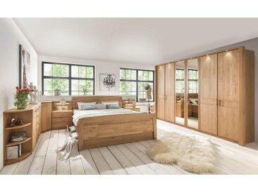 Woodford Schlafzimmer  Morgana - holzfarben - Möbel-Kraft