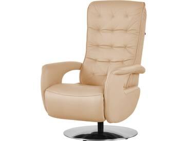 Hukla Relaxsessel - beige - Möbel-Kraft