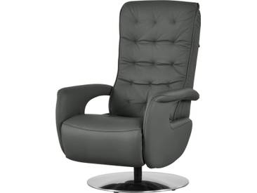 Hukla Relaxsessel - grau - Möbel-Kraft