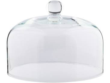 LEONARDO Glocke mit Knopf  Cupola - transparent/klar - Glas - 29 cm - 22 cm - 29 cm - Möbel-Kraft