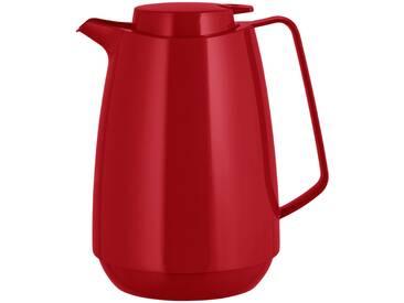emsa Isolierkanne - rot - Kunststoff (Polypropylen), Glas - 14,5 cm - 21,5 cm - Möbel-Kraft