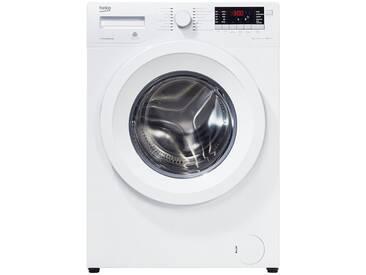BEKO Waschvollautomaten  WYA 71483 LE - weiß - Metall-lackiert, Kunststoff - 60 cm - 84 cm - 54 cm - Möbel-Kraft