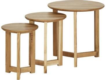 Beistelltische, 3er-Set - Möbel-Kraft