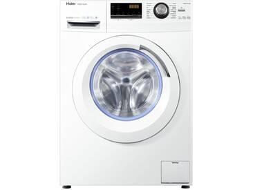 Haier Waschtrockner  HWD80-B14636 - weiß - Metall, Edelstahl, Kunststoff, Glas - 59,5 cm - 85 cm - 65 cm - Möbel-Kraft