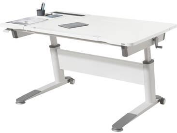PAIDI Schülerschreibtisch  Jaro - weiß - 120 cm - 76 cm - 75,3 cm - Möbel-Kraft