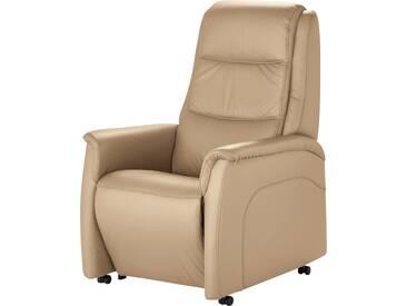 Hukla Fernsehsessel   Dean - beige - 70 cm - 109 cm - 88 cm - Möbel-Kraft