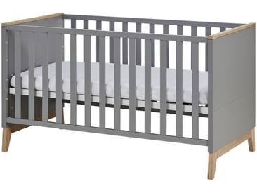 PAIDI Kinderbett  Sten - grau - 145,4 cm - 87,4 cm - 76,6 cm - Möbel-Kraft