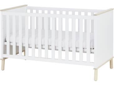 PAIDI Kinderbett - weiß - 76,4 cm - 90,2 cm - Möbel-Kraft