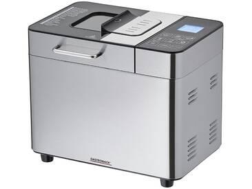 GASTROBACK Brotbackautomat  42823 - silber - Metall, Edelstahl, Kunststoff - 34,9 cm - 29,3 cm - 22,4 cm - Möbel-Kraft