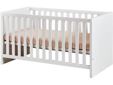 PAIDI Kinderbett  Fiona - weiß - 75,8 cm - 79,9 cm - Möbel-Kraft