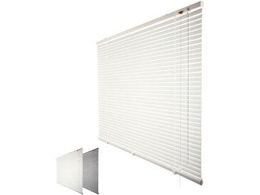 JalouCity Aluminium Jalousie Standard in weiß 130 x 180 cm