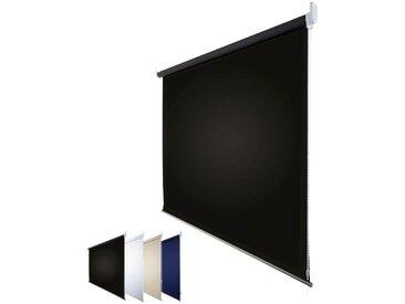 JalouCity Verdunkelungsrollo Standard in schwarz 60 x 180 cm