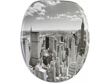 WC-Sitz mit Absenkautomatik Skyline New York