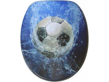 WC-Sitz mit Absenkautomatik Soccer
