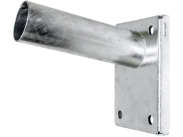 Universelle Straßenleuchten-Wandhalterung 38mm 40mm 42mm für LED/HQI/HQL