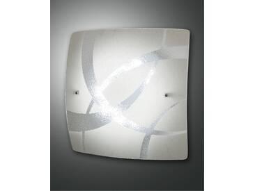 LED Deckenlampe weiß Fabas Luce Kymi 400mm 1575lm 3000K