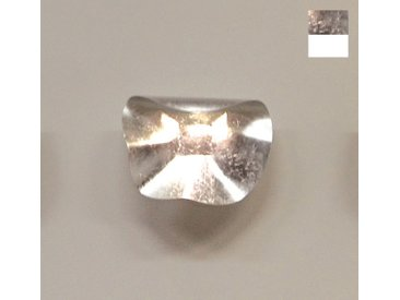 Knikerboker Non So! P/PL design LED Wandleuchte blattsilber weiss 40cm