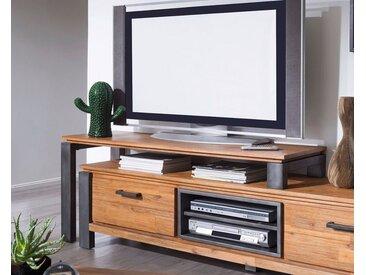 tv aufsatz 140cm buckley akazie natur geburstet
