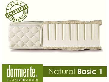 Dormiente Natural Basic 1 Latex-Matratzen 90x200 cm 2b