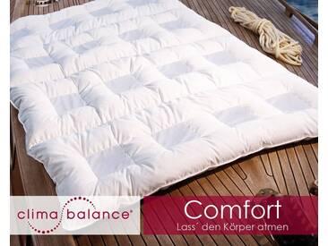 Sanders ClimaBalance Comfort Daunendecken Warm 155x220 cm 1250g