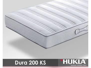 Hukla 7-Zonen Dura 200 KS Kaltschaum-Matratzen 80x200 cm H4