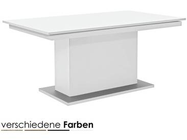 ArteM deck Säulen-Esstisch Esche dunkel 160 cm ohne Funktion