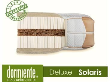 Dormiente Natural Deluxe Solaris Latex-Matratzen 100x200 cm fest Bezug 4