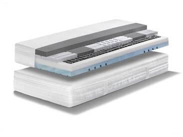 Swissflex® versa 24 GELTEX®inside Matratze 100x200 cm fest