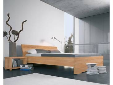 Dormiente Massivholz-Bett Adana Kirschbaum 200x200 cm