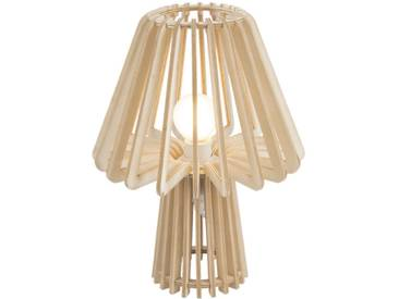 Present Time Tischlampe Edged Mushroom Natur
