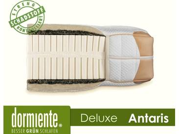 Dormiente Natural Deluxe Antares Latex-Matratzen 160x200 cm medium Bezug 4