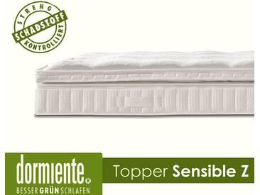 Dormiente Sensible Z Topper 200x200 cm