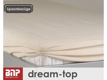 BNP Brinkmann dream-top Molton Matratzen-Spannbezüge 100x220 cm