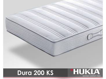 Hukla 7-Zonen Dura 200 KS Kaltschaum-Matratzen 160x200 cm H4