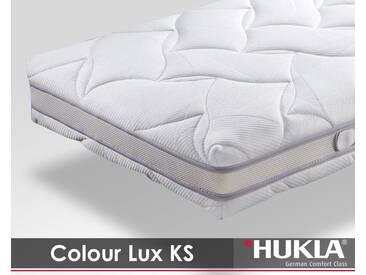 Hukla 7-Zonen Colour Lux KS Kaltschaum-Matratzen 140x200 cm H2