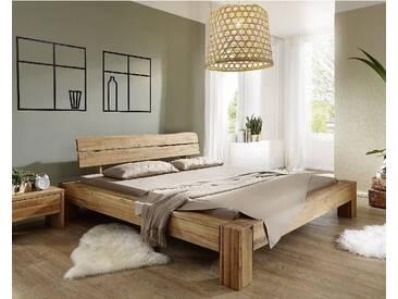3S Frankenmöbel Massivholzbett Lars 180x200 cm