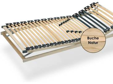 Benninger Adagio 28 Buche Vollholz Lattenrost KF 100x220 cm