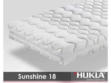 Hukla 7-Zonen Sunshine 18 Kaltschaum-Matratzen 100x220 cm H2