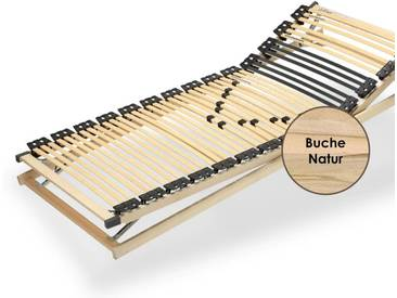 Benninger Allegro 42 Buche Vollholz Lattenrost KF 90x220 cm