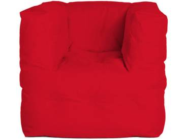 Sitting Bull Outdoor Couch I Sessel 02 Rot