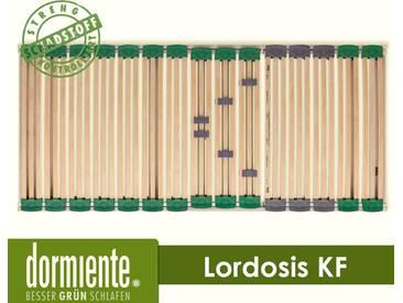 Dormiente Lordosis KF Lattenrost 90x200 cm