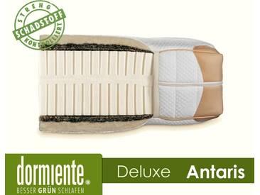 Dormiente Natural Deluxe Antares Latex-Matratzen 90x200 cm medium Bezug 4